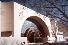 Dom towarowy w Sacramento, 1980 r. Źródło: Archiwum SARP w Warszawie.